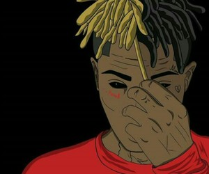 cartoon, dope, and xxxtentacion image