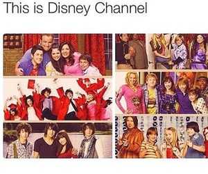 camp rock, hannah montana, and high school musical image
