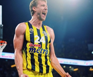 Basketball, euroleague, and jan vesely image