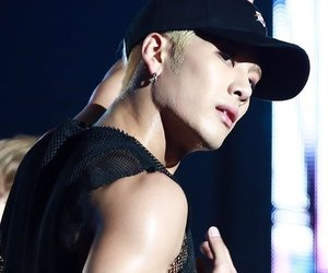 hot guy, got7, and jackson image