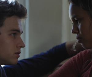 film still, 13 reasons why, and dylan minnette image