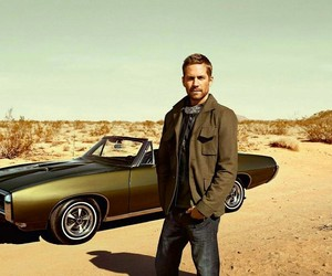 paul walker, rip, and car image