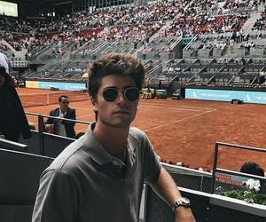guy, Hot, and stadium image