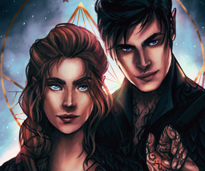 book, rhysand, and acotar image