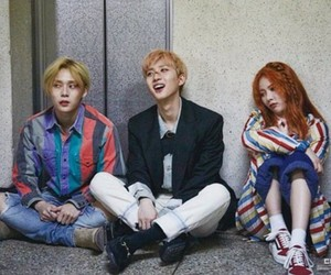 hyuna, triple h, and edawn image