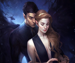 rhysand and acotar image