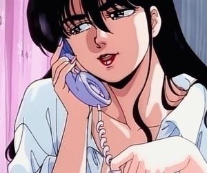 anime, anime girl, and screen capture image
