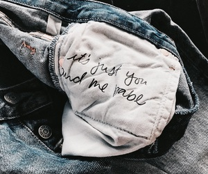 fashion, quotes, and jeans image