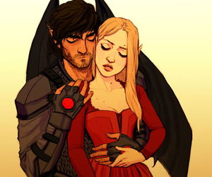 book, cassian, and acotar image