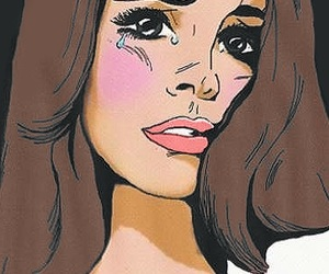 cry, lanadelrey, and crybaby image