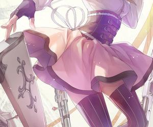 anime, anime girl, and puella magi madoka magica image