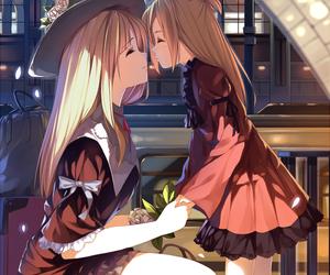 adorable, anime girl, and beautiful image