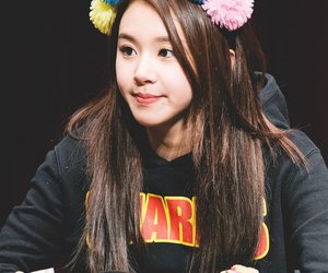 twice, son chaeyoung, and kpop image