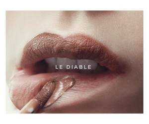 lips and diable image