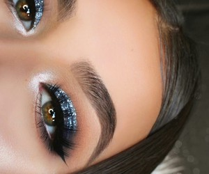 photography inspiration, summer cosmetics, and eyes eyebrows brows image