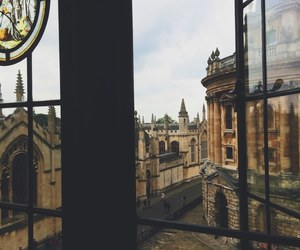 oxford and window image
