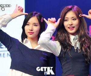 k-pop, mina, and tzuyu image