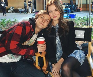 before i fall, zoey deutch, and logan miller image