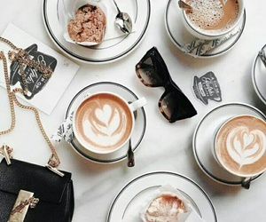 aesthetic, coffe, and tumblr image
