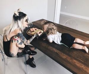 family, mom, and attila image