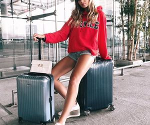 girl, outfit, and luxury image