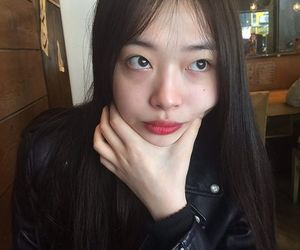 sulli, asian, and girl image