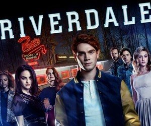 riverdale, series, and netflix image