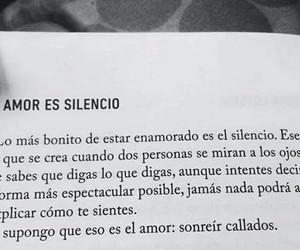 amor, pareja, and frases español image