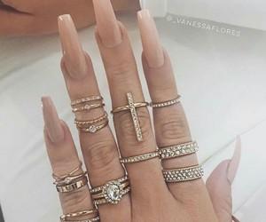 acrylic, Braclet, and jewelry image