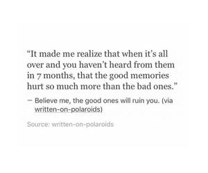 quote, sad, and hurt image