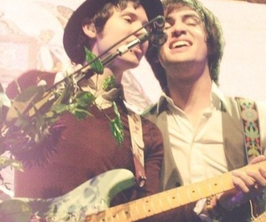 brendon urie, panic! at the disco, and ryan ross image