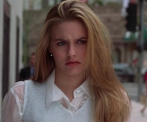 alicia silverstone, Clueless, and cher horowitz image