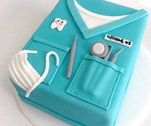 cake, Dental, and dentist image