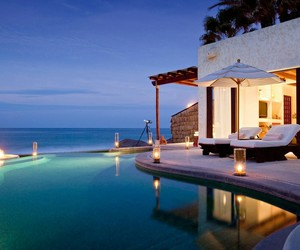 villa, luxe, and house image