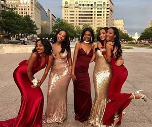 girls and Prom image
