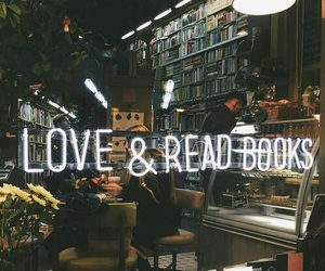book, love, and read image