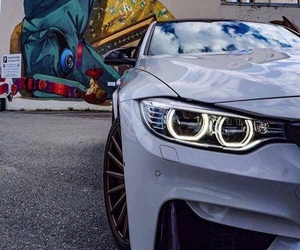 art, beauty, and bmw image