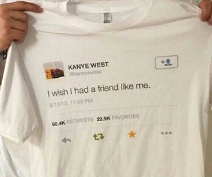 friends, funny, and kanye image