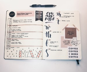 art, studyblr, and college image