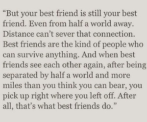 friendship, quote, and qotd image