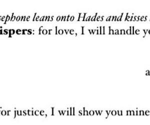 hades, love, and kiss image