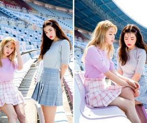 fashion, kfashion, and pastel image