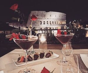 italy, drink, and food image