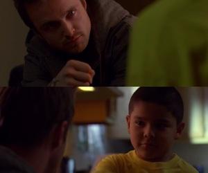 breaking bad, cute kid, and dad image