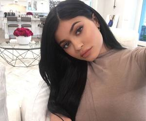 fashion, make up, and kylie jenner image