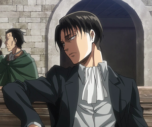 editing, png, and attack on titan image