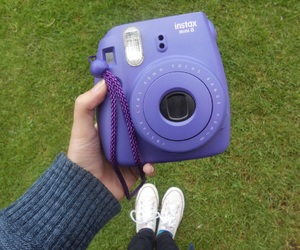 aesthetic, camera, and lovely image