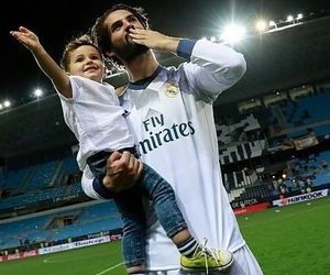 isco and real madrid image