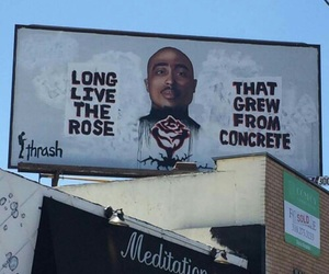 ghetto, cyber, and tupac image