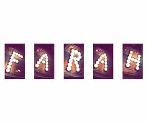 farah and فرحً image